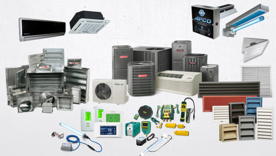 HVAC Product Distribution